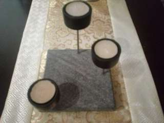 Tealight candle stand