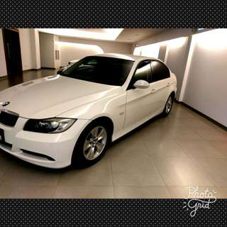 日規BMW e90 323