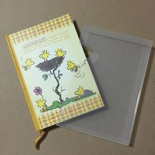 Woodstock Hard Cover Notebook