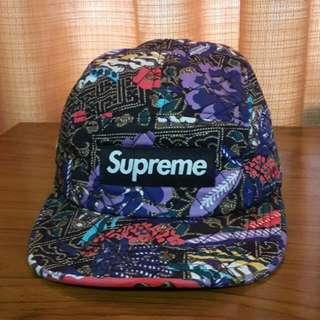 Supreme 五分割 帽