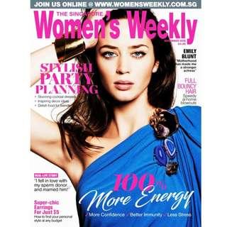 Women's Weekly November 2016 Magazine