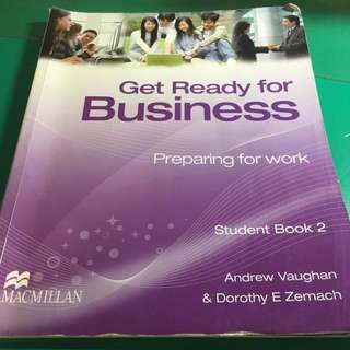 Get Ready For Business