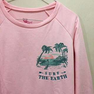 Sweater Surf the Earth