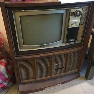 Sony 老電視