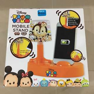 Brand New In Box! Disney Tsum Tsum Mobile Stand With LED Light