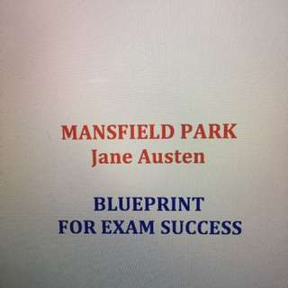 Mansfield Park 🏡 Study & Revision Guide