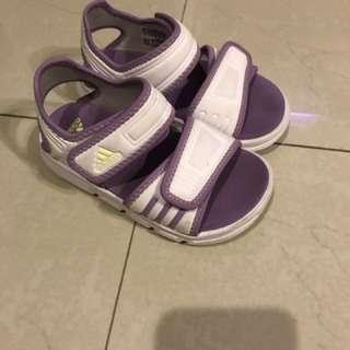 Original Adidas Sandal, US 11K , 19CM