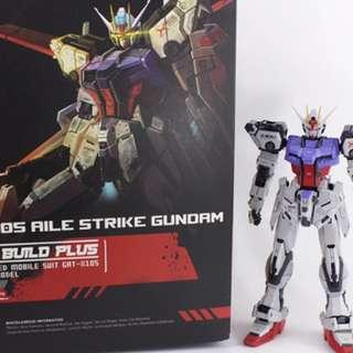 MoShow Metalbuild Aile Strike Gundam