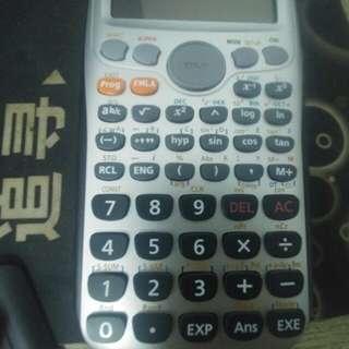 最新版计数机 fx-50FH 2
