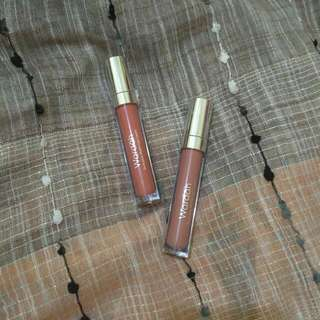 Lipstik Wardah Lip Matte Cream