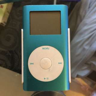 Apple iPod Mini 第二代 6gb 2nd Generation (please offer your best price)