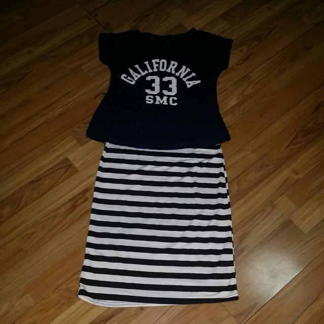 ❤Repriced 240❤ 2in1 Dress