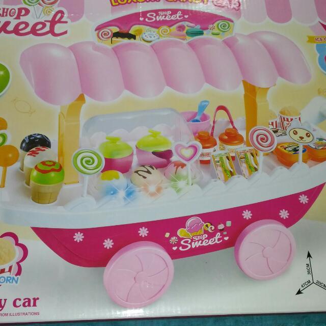 冰淇淋遊戲組