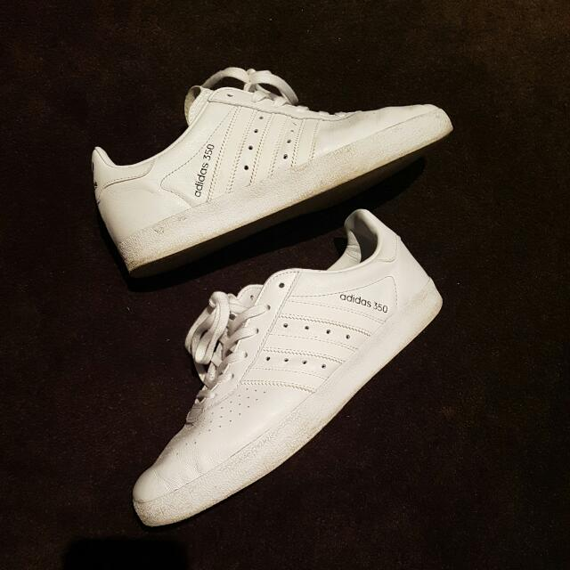 Adidas 350 White Sneaker