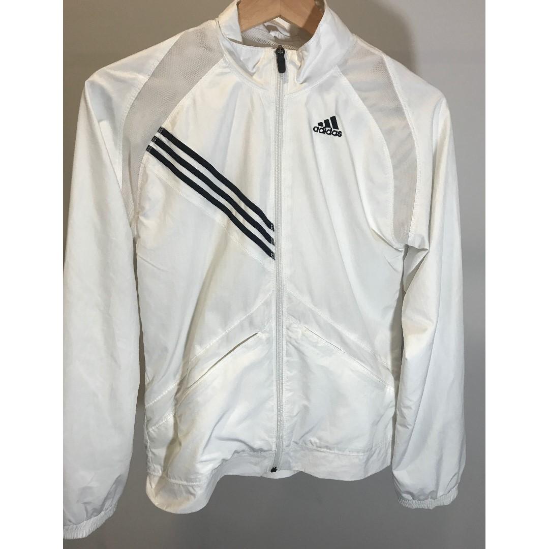 Adidas climacool zip up jacket