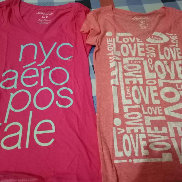 Aeropostale Shirts  100% US AUTHENTIC