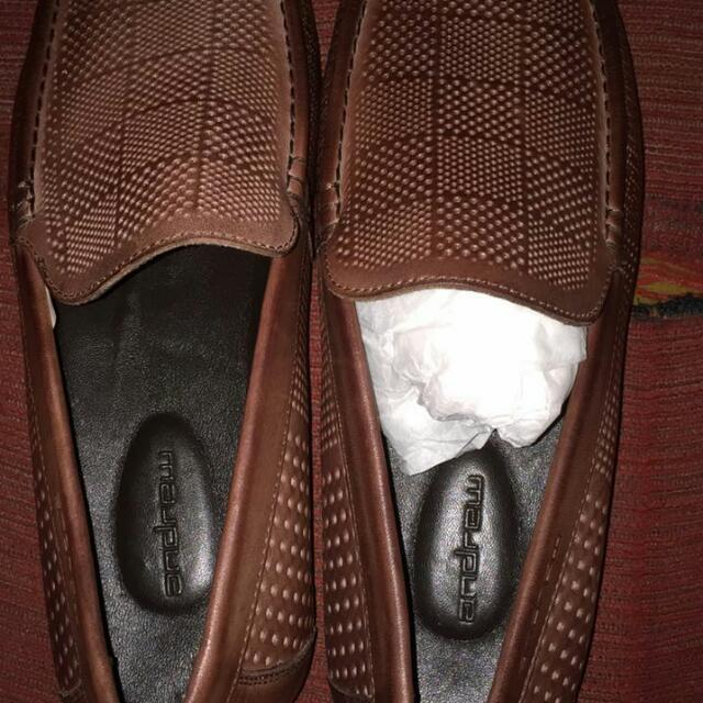 Andrew Brown Shoes ( Semi Pantofel)