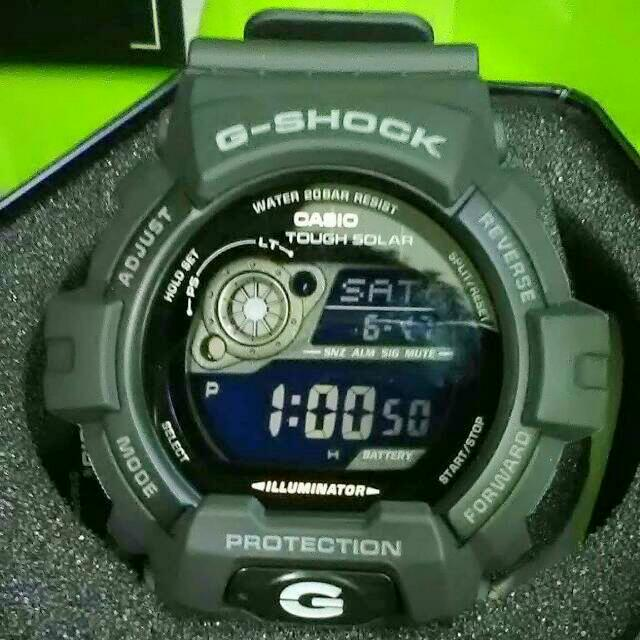 AUTHENTIC GSHOCK!