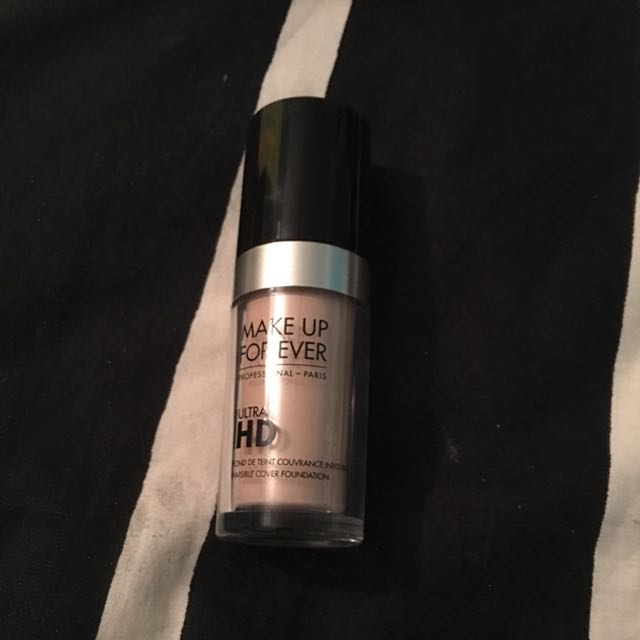 Authentic Make Up For Ever Ultra HD Foundation
