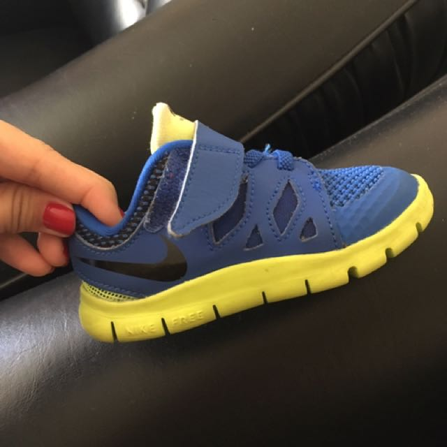 Authentic NIKE FREE for Baby