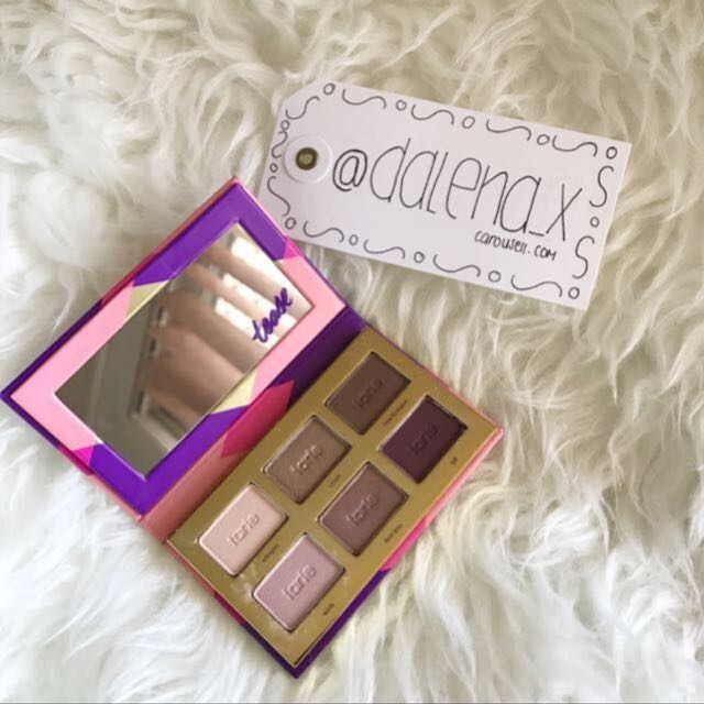 AUTHENTIC Tartelette Tease Clay Palette