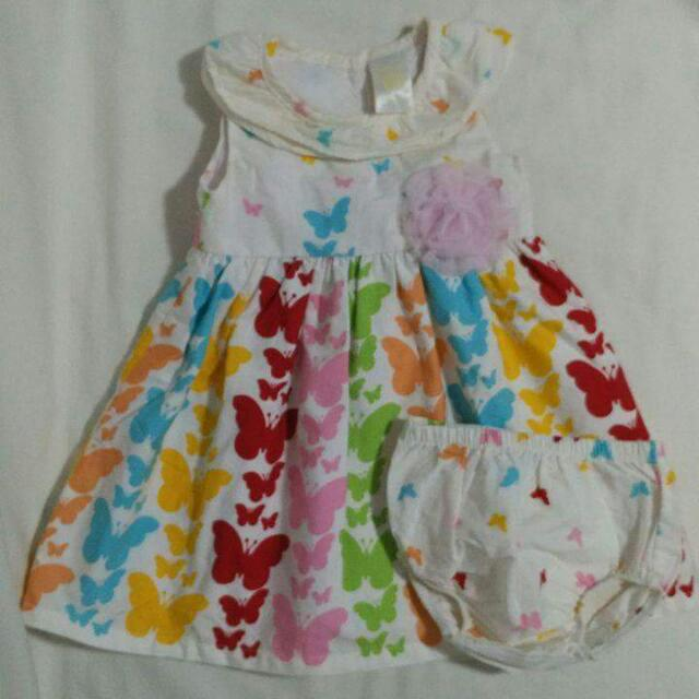 Ashley's Baby Girl Dress