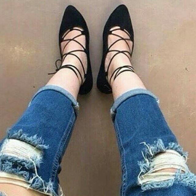 Balleria Shoes Sepatu Balet