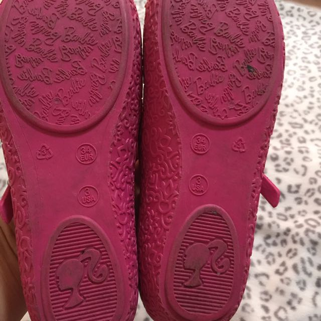 Barbie Plastic Shoes (REPRICED)