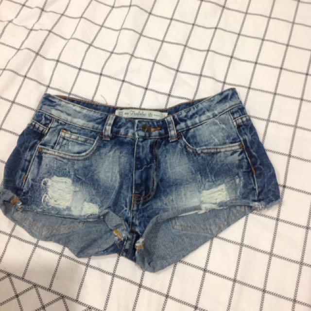 Beautiful Zara Denim Summer Shorts