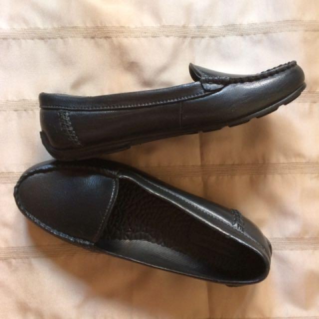 Black Shoes (Rubber)