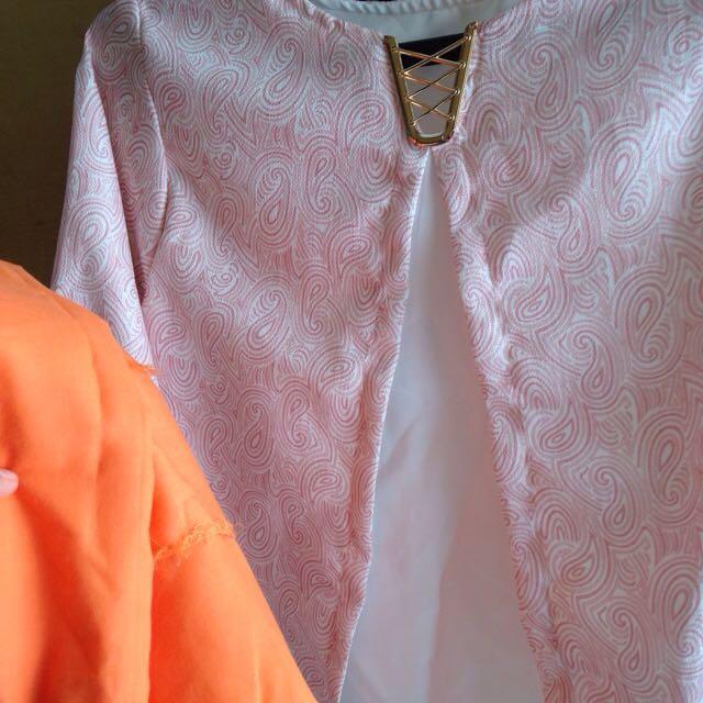 (REPRICE)blouse free pashmina