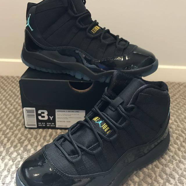 Air Jordan Retro 11 Gamma Blue 3Y, Baby