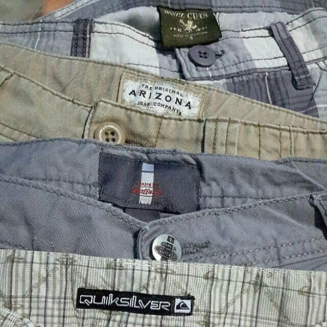 BUNDLE boys shorts branded