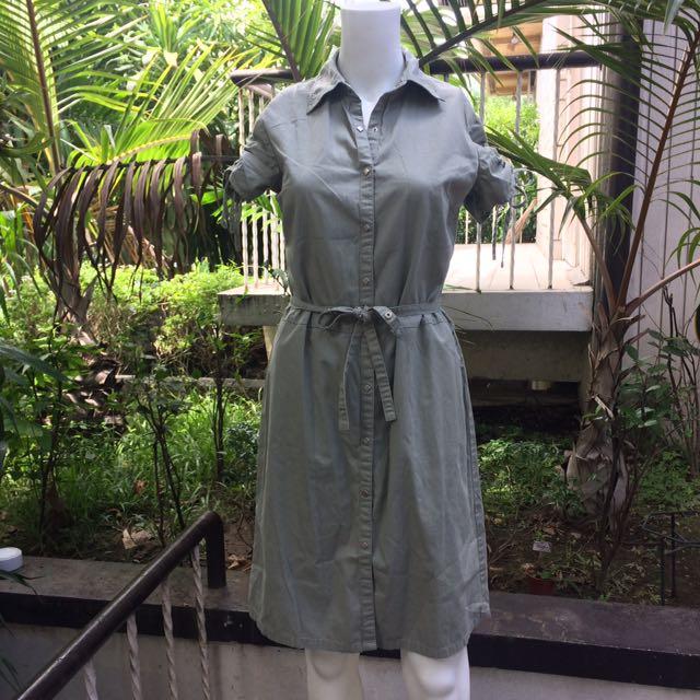 Calfland Grey Dress