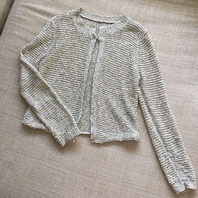 Cardigan Size 6-8