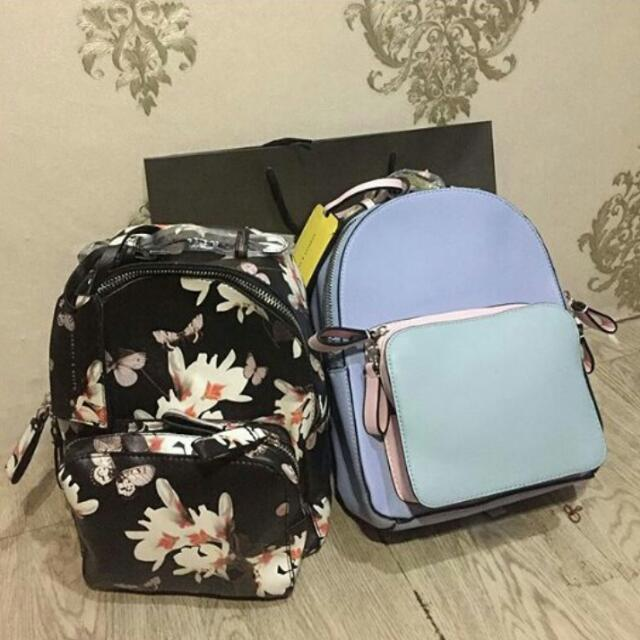 Charles & Keith Mini Backpack