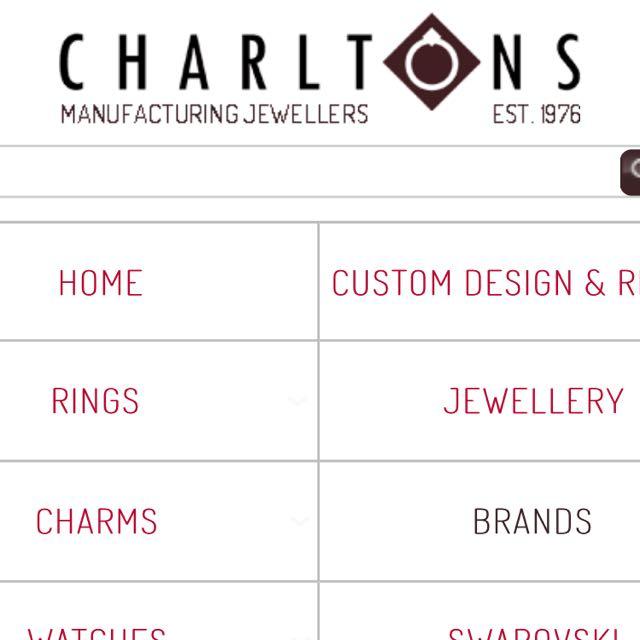 Charltons Jewellers Voucher