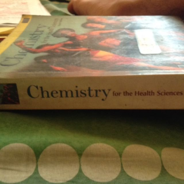 Chemistry for Health and Sciences by George Sackheim and Dennis Lehman