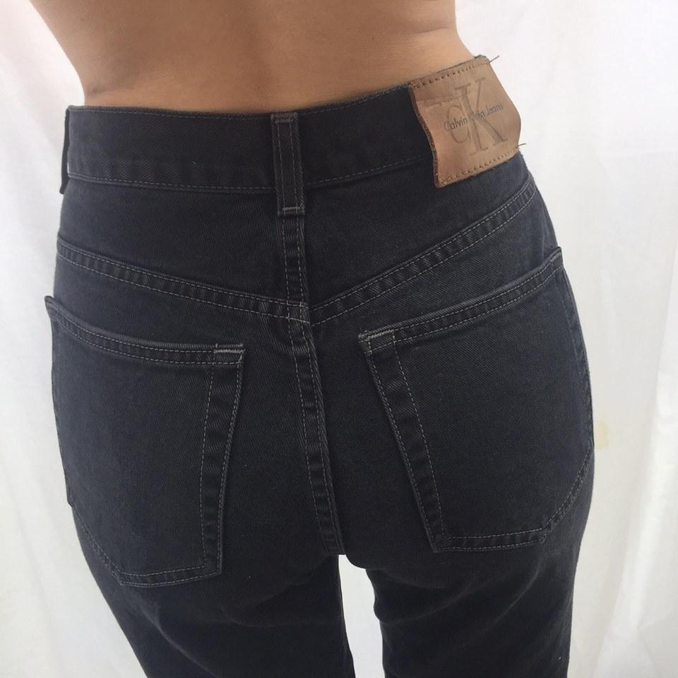 CK Jeans Size 8 Women's High Waisted