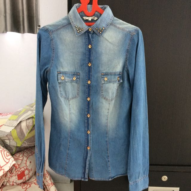 Colorbox Jeans Top