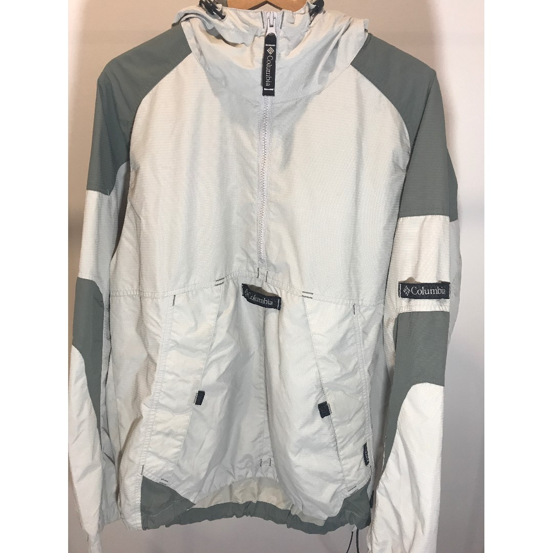 Columbia Half Zip Pullover Anorak