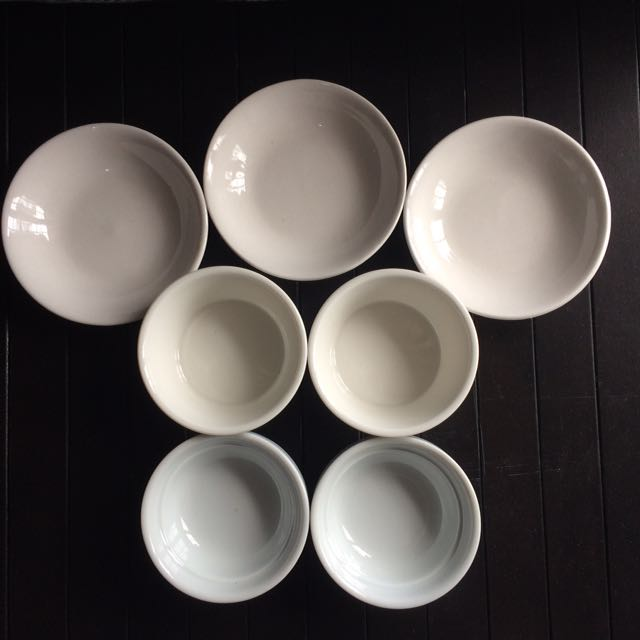 Condiment Dishes