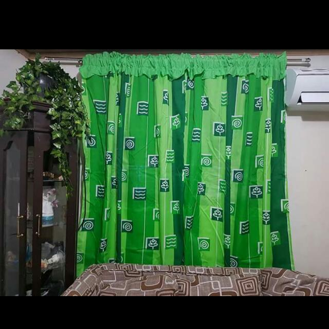 Curtains With Design