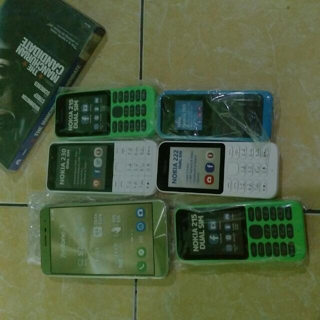 DAMI HP Nokia, Dan Asus