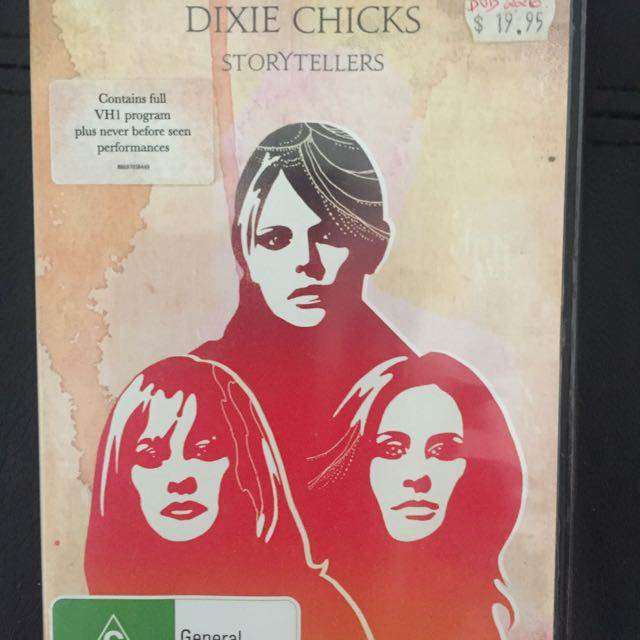 Dixie Chick Story Tellers DVD