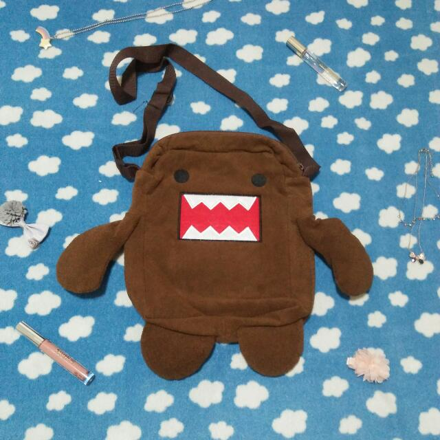 Domo-kun Sling Bag