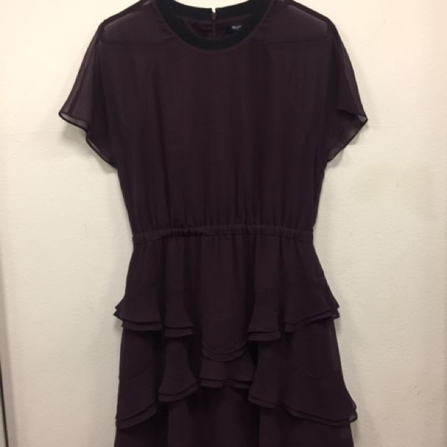 dress from Madewell