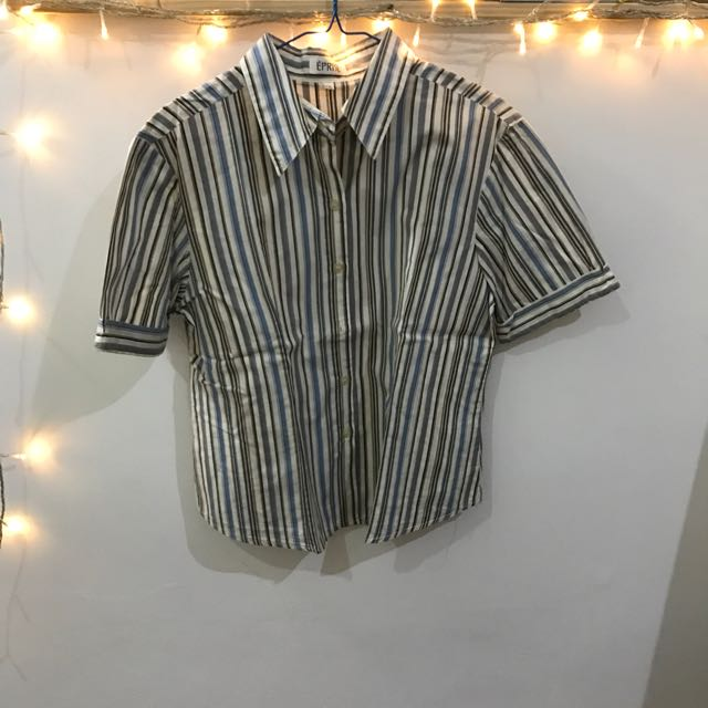 ESPRISE STRIPES SHIRT