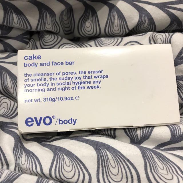 EVO Cake Body Soap