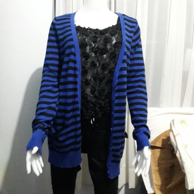 F21 Knit Cardigan
